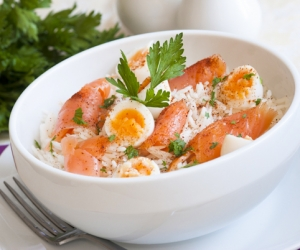 Seafood & Rice