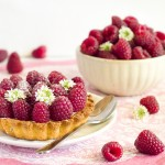 Red Raspberry Tart