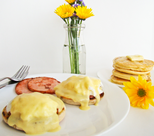 breakfast & recipes: history of eggs benedict