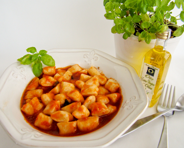 Potato Gnocchi Recipe (Deborah Madison's Vegetarian Cooking for Everyone)