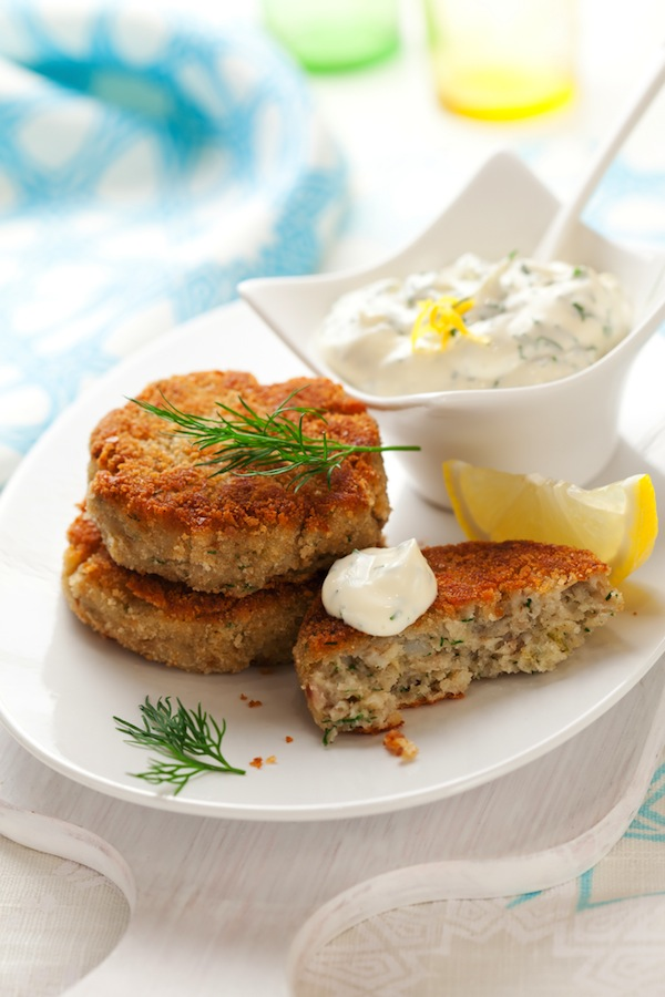 Crab Cakes Rick Stein