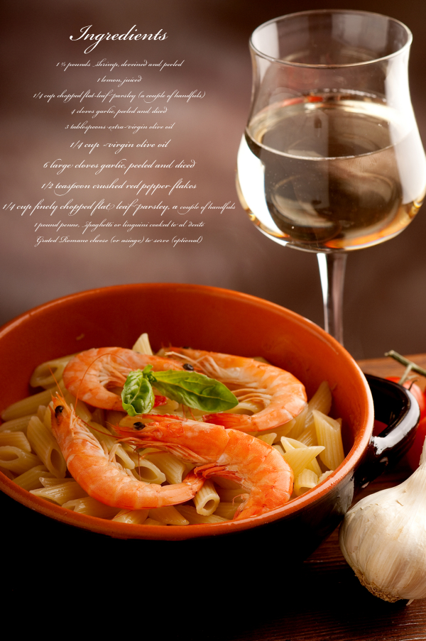 Pasta and Shrimp Recipes