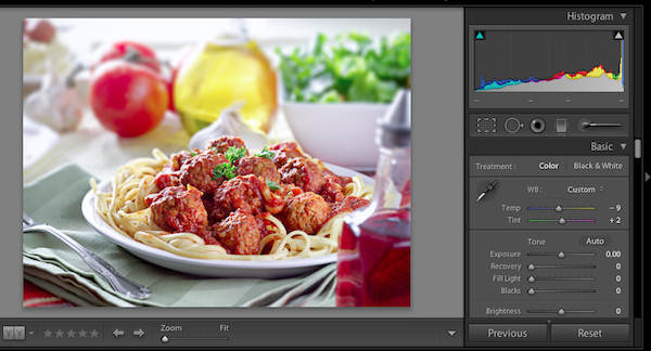 Cool White Balance Tips Food Photography