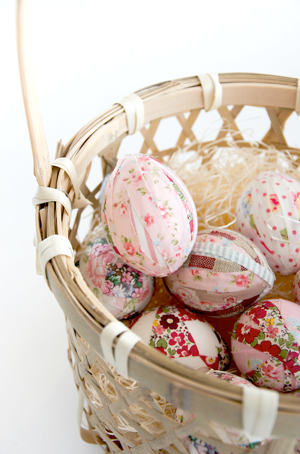 Fabric Easter Eggs Fabric Tape