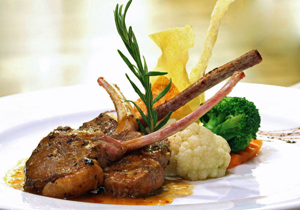 holidays & recipes: passover rack of lamb provencal by jacques pepin