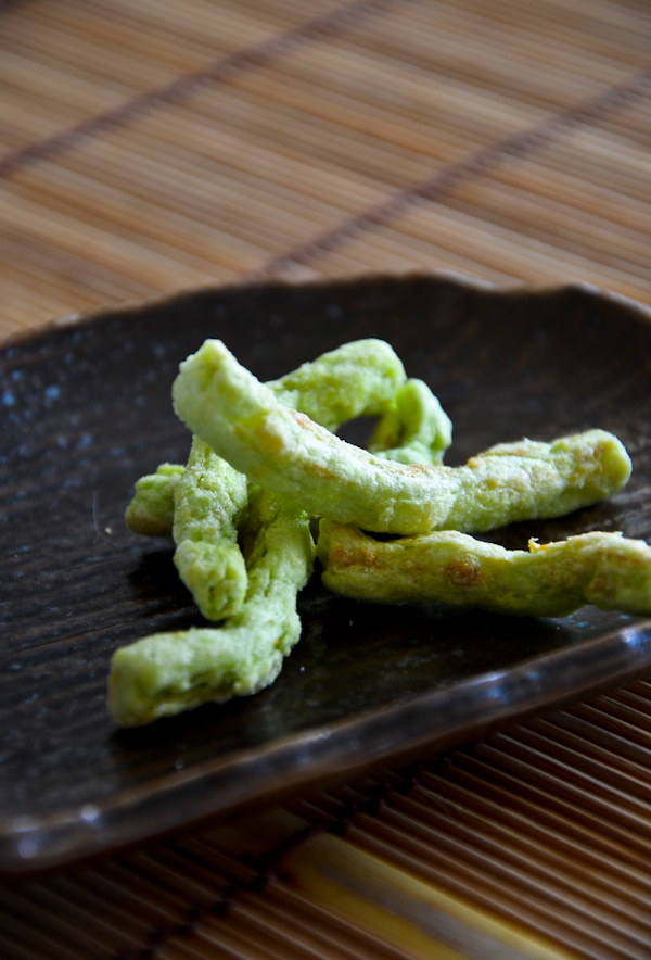 Calbee Saya Snowpea Crisps Japanese Snacks From Japan