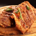 savory dishes: summertime & nelly's bbq spare ribs